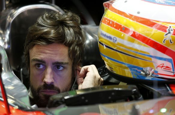 Fernando Alonso為回歸馬來西亞站重新進行訓練