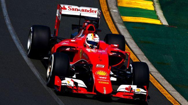 Vettel將他的首輛Ferrari賽車命名為「Eva」