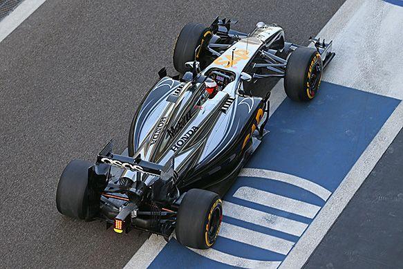 HONDA被允許在F1的2015年賽季研發引擎